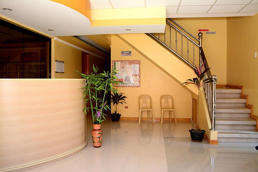 La Wency Amor Hotel & Restaurant<small>Lobby</small>