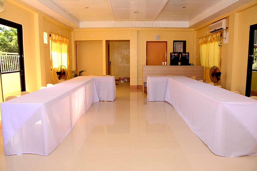 La Wency Amor Hotel & Restaurant<small>Session Hall (3rd Floor)</small>