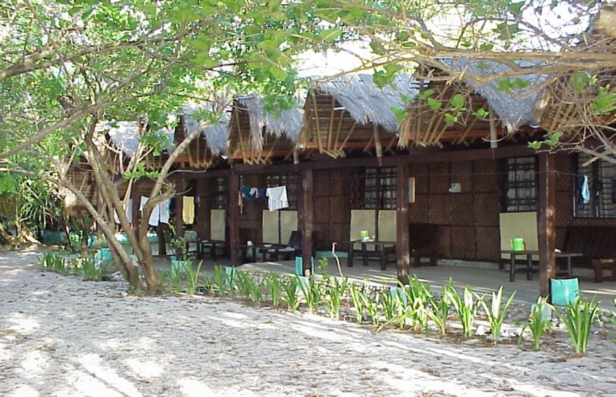 Pandan Island Beach Resort<small>Budget Bungalow</small>