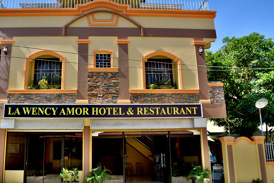 La Wency Amor Hotel & Restaurant<small>Building</small>